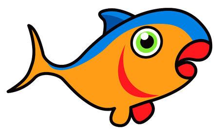 tuna: Tuna fish comic