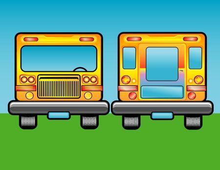 Scholastische bus