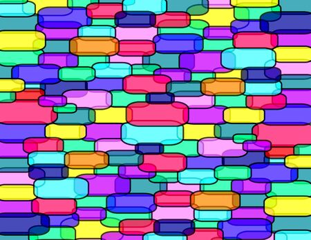 Candy´s bricks wall