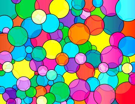 Ballen textuur