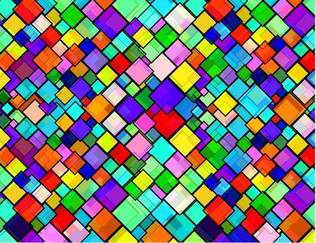 Rhombus stad textuur Stockfoto
