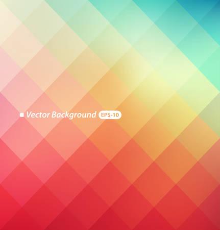 Zusammenfassung bunten Hintergrund polygonalen Standard-Bild - 32982317