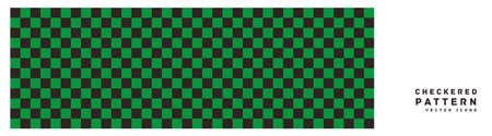 Checkered pattern Japanese pattern texture Seamless putter