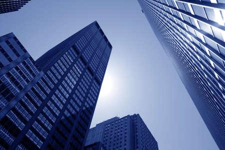 skyscrapers Stock Photo - 1297934