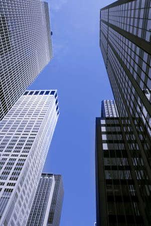 skyscrapers Stock Photo - 1297938