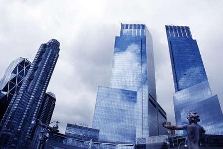 skyscrapers Stock Photo - 1622743