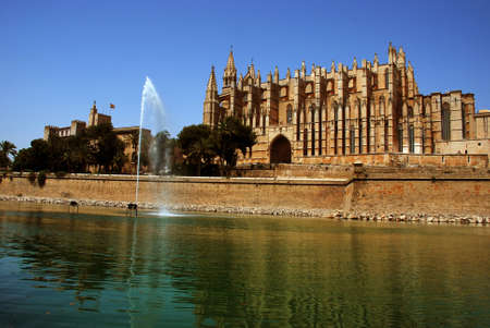 Cathedral Le Seu, Palma de Mallorca