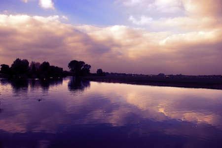 quietude: water scape
