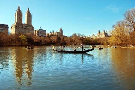 Central Park, New York Stock Photo