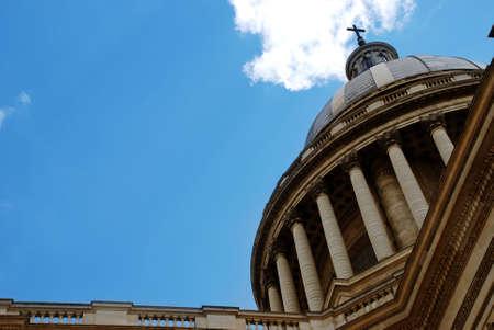 pantheon: Pantheon Stock Photo