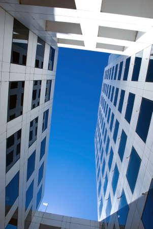 intresting: skyscrapers Stock Photo