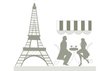 parisian: parisian scene