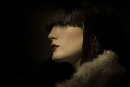 manequin: manequin Stock Photo