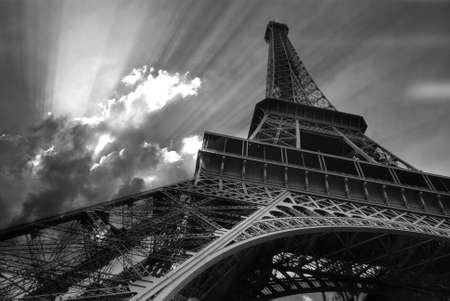 Eiffel tower, Paris photo
