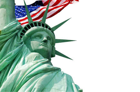 Statue of Liberty, New York City, USA photo