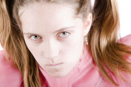 undisciplined: Bratty Young Girl