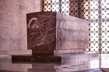 mustafa: Tomb of Turkish Leader Mustafa Kemal Ataturk in Ankara