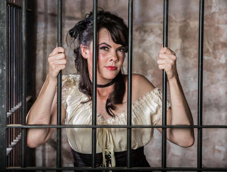 convict: Portrait of a Female Prisoner in the Old West