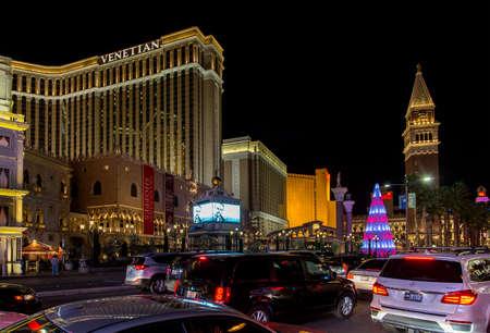 las vegas nvusa december 24 the las vegas strip on christmas stock photo picture and royalty free image image 37182554 - Las Vegas Christmas 2014