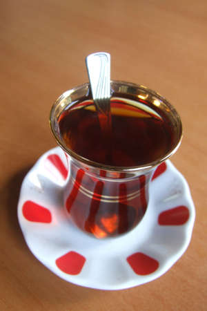 hallo: Turkish stil tea.