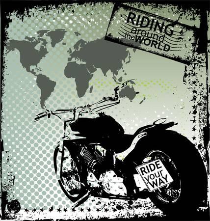 chopper: Riding Around The World