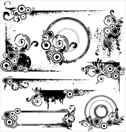 Design Elements Frame  Vector