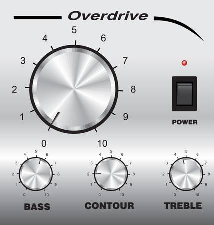 electro: Volume Knob