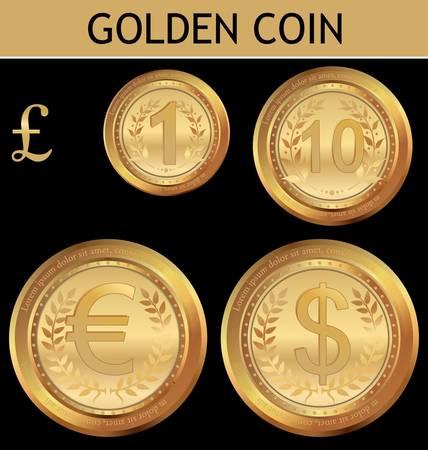 coin icon: Golden  Coin