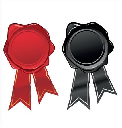 tampon cire: Ensemble de sceau de cire