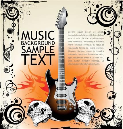 abstract music: Samenvatting Muziek Achtergrond