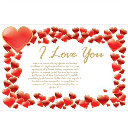 love background Illustration