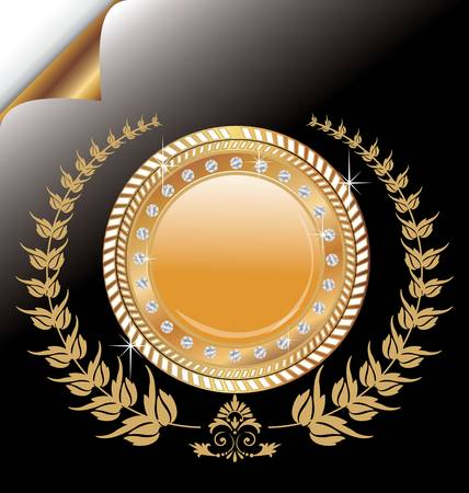 Decorative frame Stock Vector - 10795966