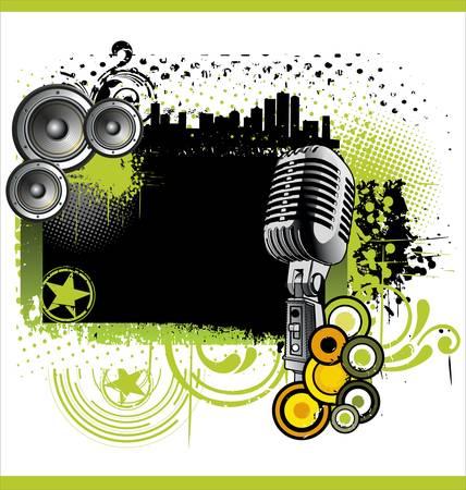 musica electronica: Grunge de música de fondo
