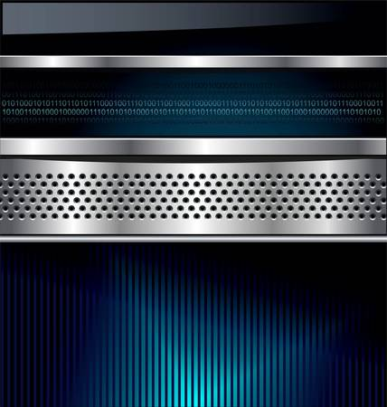 modern glossy background Vector