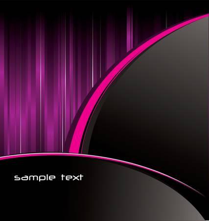 sfondo luci: Astratto sfondo viola