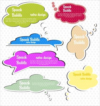 speech bubble Stock Vector - 12353304