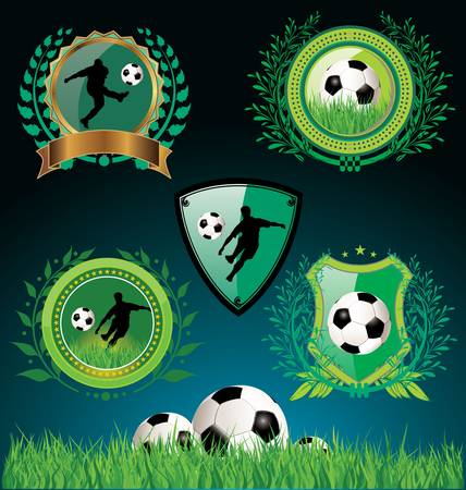 supporter: Soccer emblems
