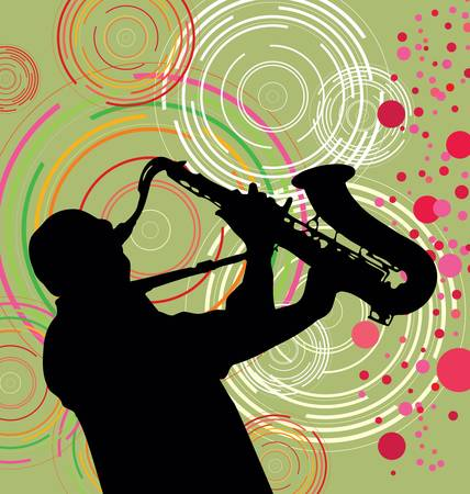 funk: Jazz music background