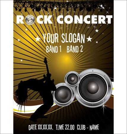 rock concert: Concierto de rock fondo de pantalla