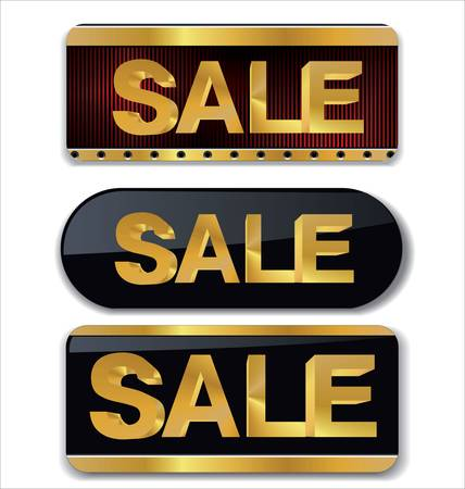 Sale banner Stock Vector - 14678141