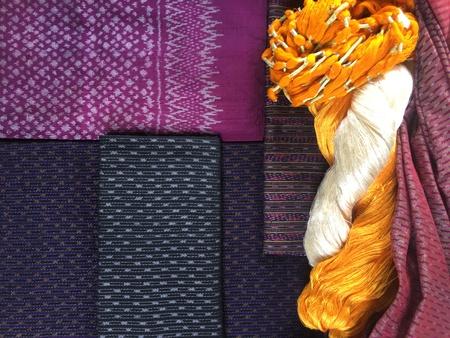 Elegant Thai Silk.