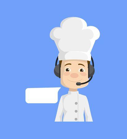 Chef - Providing a Customer Service