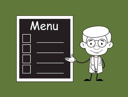 Gynecologist Doctor - Presenting Menu List