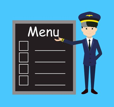 Pilot - Presenting Menu List