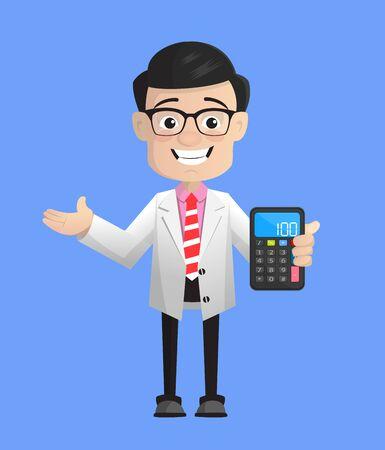 Surgeon - Presenting a Calculator
