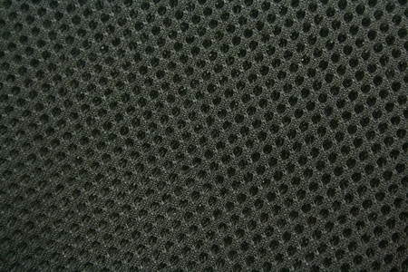black fabric texture background photo