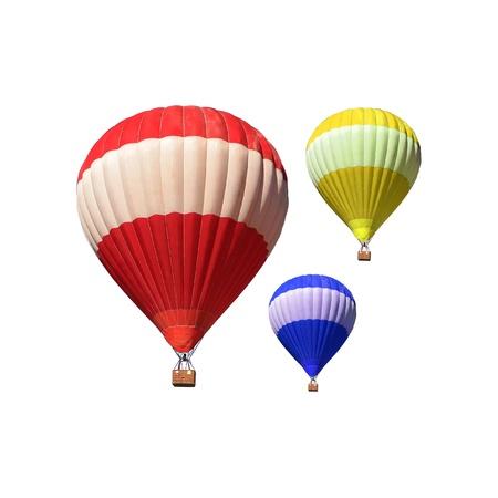 baloon: Hot air balloon