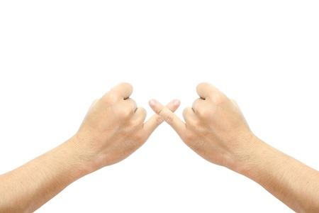 vers  ¶hnung: Kleiner Finger