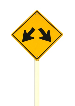 intersection sign  Stock Photo - 10608590