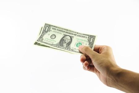 お金を払う の写真素材・画像素材 Image 10725639.
